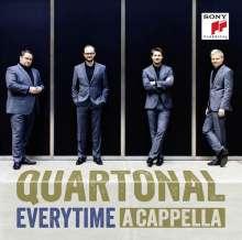 Quartonal - Evertime, CD