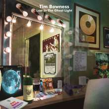 Tim Bowness: Lost In The Ghost Light, 1 CD und 1 DVD-Audio