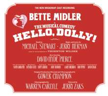 Musical: Hello Dolly - Original Cast Recording, CD