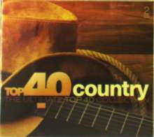 Top 40: Country, 2 CDs