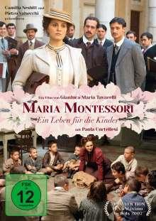 Maria Montessori - Ein Leben für die Kinder, 2 DVDs