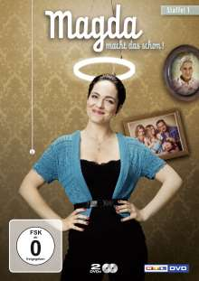 Magda macht das schon! Staffel 1, 2 DVDs