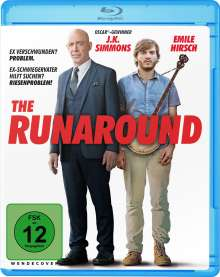 The Runaround (Blu-ray), Blu-ray Disc