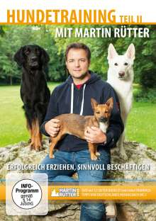 Hundetraining mit Martin Rütter Teil 2, DVD