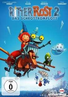 Ritter Rost 2 - Das Schrottkomplott, DVD