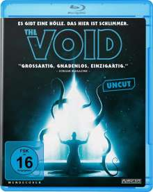 The Void (Blu-ray), Blu-ray Disc