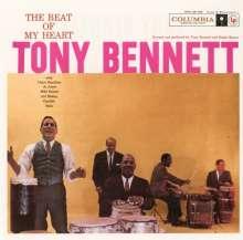 Tony Bennett (geb. 1926): The Beat Of My Heart, CD