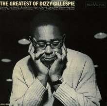 Dizzy Gillespie (1917-1993): The Greatest of Dizzy Gillespie, CD
