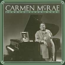 Carmen McRae (1920-1994): Carmen Sings Monk, CD