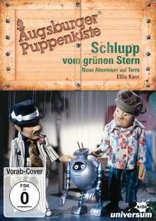 Augsburger Puppenkiste: Schlupp vom grünen Stern - Neue Abenteuer auf Terra, DVD