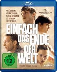 Einfach das Ende der Welt (Blu-ray), Blu-ray Disc