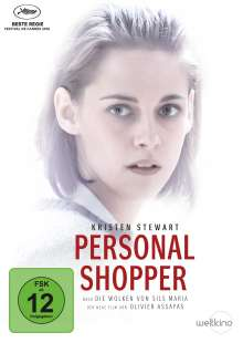 Personal Shopper, DVD