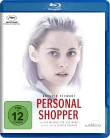 Personal Shopper (Blu-ray), Blu-ray Disc