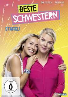Beste Schwestern Staffel 1, DVD