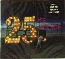 K's Choice: 25, 2 CDs