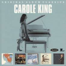 Carole King: Original Album Classics, 5 CDs