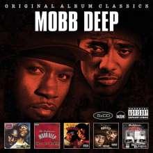 Mobb Deep: Original Album Classics (Explicit), 5 CDs