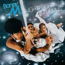 Boney M.: Nightflight To Venus, LP