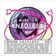 Mission Enfoirés 2017, 2 CDs
