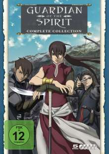 Guardian of the Spirit (Complete Collection), 5 DVDs