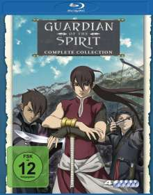 Guardian of the Spirit (Complete Collection) (Blu-ray), 4 Blu-ray Discs
