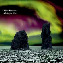 Steve Hackett (geb. 1950): The Night Siren, 1 CD und 1 Blu-ray Audio