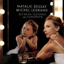 "Michel Legrand (1932-2019): Liederzyklus ""Between Yesterday and Tomorrow"", CD"