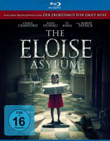 The Eloise Asylum (Blu-ray), Blu-ray Disc