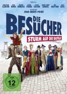 Die Besucher - Sturm auf die Bastille, DVD