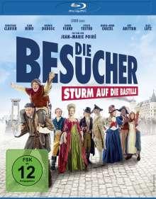 Die Besucher - Sturm auf die Bastille (Blu-ray), Blu-ray Disc