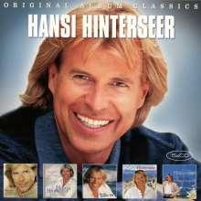 Hansi Hinterseer: Original Album Classics, 5 CDs