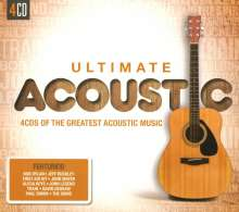 Ultimate Acoustic: The Greatest Acoustic Music, 4 CDs