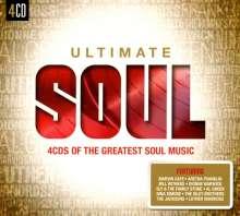 Ultimate Soul, 4 CDs