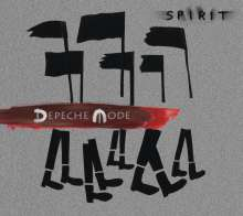 Depeche Mode: Spirit, CD