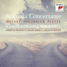 Kammerorchester Basel - Sinfonia concertante, CD