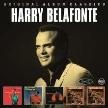 Harry Belafonte: Original Album Classics, 5 CDs