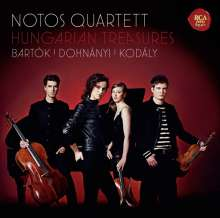 Bela Bartok (1881-1945): Klavierquartett c-moll op. 20, CD