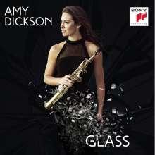 Philip Glass (geb. 1937): Saxophonkonzert (nach dem Violinkonzert), CD