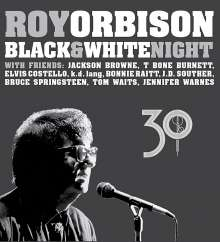 Roy Orbison: Black & White Night 30, 1 CD und 1 Blu-ray Disc