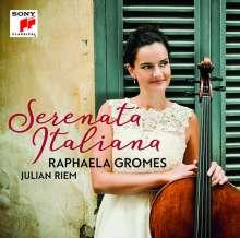 Raphaela Gromes & Julian Riem - Serenata Italiana, CD