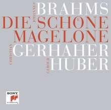 Johannes Brahms (1833-1897): Die Schöne Magelone op.33 (ohne gesprochene Texte), CD