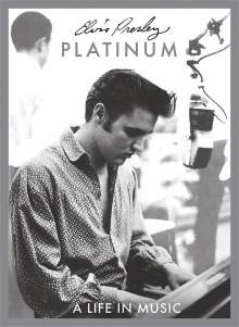 Elvis Presley (1935-1977): Platinum: A Life In Music, 4 CDs