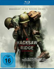 Hacksaw Ridge (Blu-ray), Blu-ray Disc