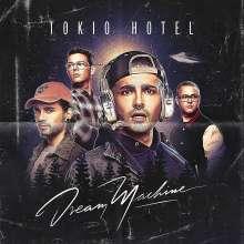 Tokio Hotel: Dream Machine, CD