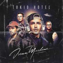 Tokio Hotel: Dream Machine (180g), LP