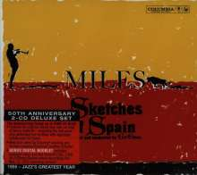 Miles Davis (1926-1991): Sketches Of Spain (2017 Edition), 2 CDs