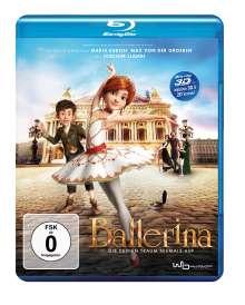Ballerina - Gib deinen Traum niemals auf (3D & 2D Blu-ray), Blu-ray Disc