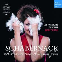 Schabernack - A Treasure Trove of Musical Jokes, CD