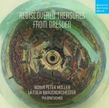 Rediscovered Treasures from Dresden, CD