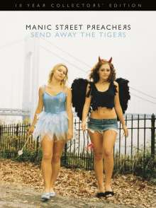 Manic Street Preachers: Send Away The Tigers: 10 Year Collectors Edition (Deluxe Edition), 2 CDs und 1 DVD